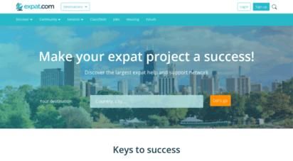 expat.com - expat.com, the expatriate community