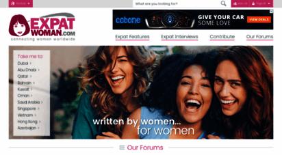 expatwoman.com