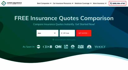 expertinsurancereviews.com - insurance company reviews  auto, home, life & health