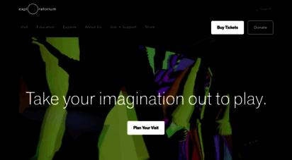 exploratorium.edu - exploratorium: the museum of science, art and human perception, san francisco  exploratorium