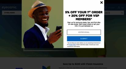 eyeconic.com - shop contacts, prescription glsss & sunglsss at eyeconic