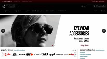 eyewearplanet.com - eyewearplanet.com  low prices on fashion eyewear