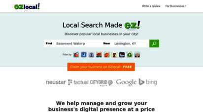 ezlocal.com -