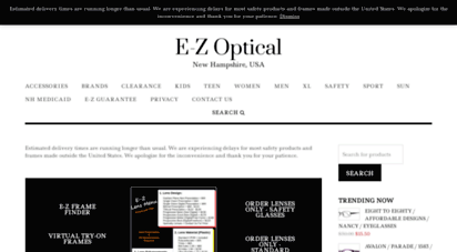 ezopticalnh.com -