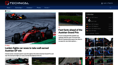 f1technical.net - formula one uncovered! - f1technical.net