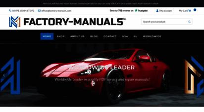 factory-manuals.com -