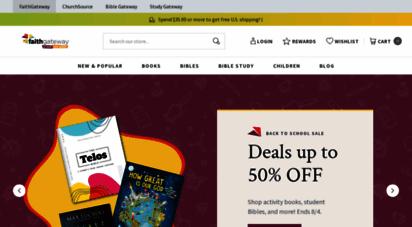 faithgateway.com - faithgateway - grow and share your faith