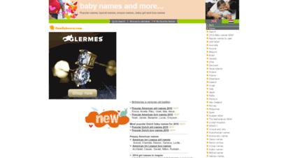 familyberry.com - popular names, typical names, unique names baby girl and boy names - familyberry.com