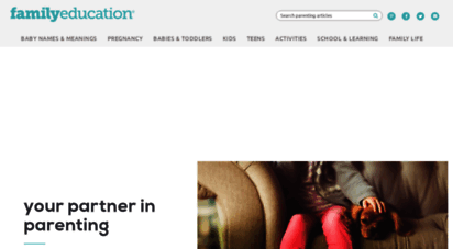 familyeducation.com - parenting advice, activities for children & games for families - familyeducation