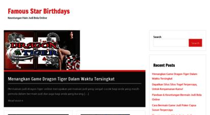 famousstarbirthdays.com
