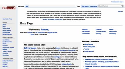 fanlore.org - fanlore