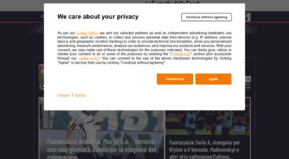 fantamagazine.com - fantamagazine - il magazine ufficiale sui consigli fantacalcio, news, voti , ssist e probabili formazioni.