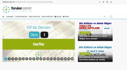 faruker.net
