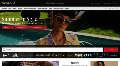 fashiola.co.uk - fashiola.co.uk - buy fashion online: compare clothing and find the best price!
