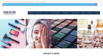 fashionzonetoday.com - online shopping in pakistan: fashion, makeup, jewellery, garments - fashion zone today