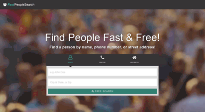 fastpeoplesearch.com -