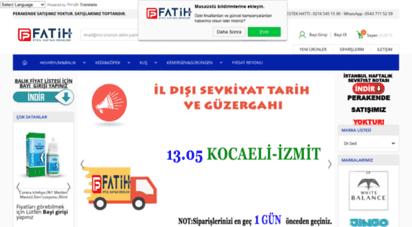 fatihpetmarket.com - anasayfa