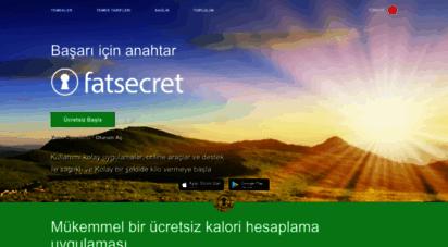 fatsecret.com.tr