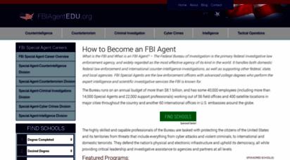 fbiagentedu.org - how to become an fbi agent  fbi requirements