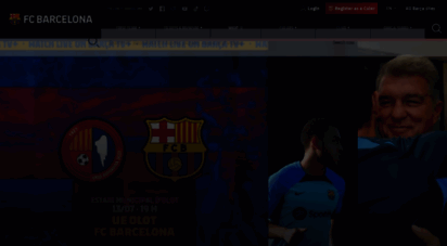 fcbarcelona.com - fc barcelona  official website