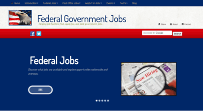federaljobs.net - federal jobs  federal government jobs - search jobs now