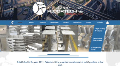 Welcome to Fedortech com - FEDORTECH | Our company is