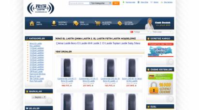 fetihlastik.com - fetih lastik çıkma lastik ikinci el lastik garantili lastik
