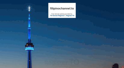 Welcome to Filipinochannel to - Filipinochannel to