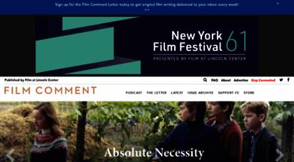 filmcomment.com