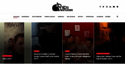 filmhafizasi.com - fil´m hafızası - sosyal sinema platformu