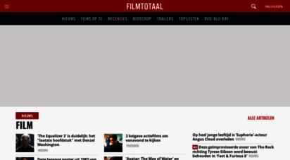 filmtotaal.nl - filmtotaal - hét online filmoverzicht