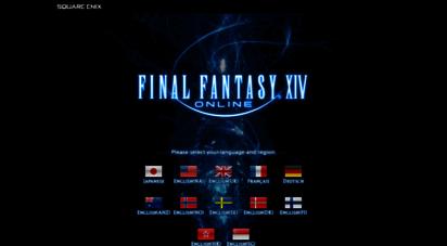 finalfantasyxiv.com - final fantasy xiv