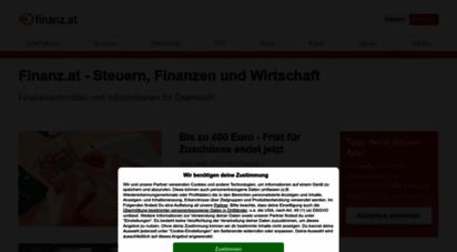 finanz.at - finanz.at - österreich  steuern, finanzen und wirtschaft