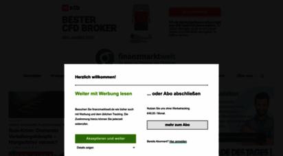 finanzmarktwelt.de - home  finanzmarktwelt.de