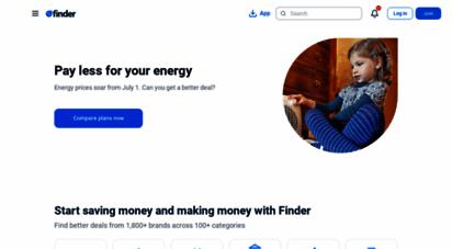 finder.com.au - finder money, insurance, mobile & shopping comparison