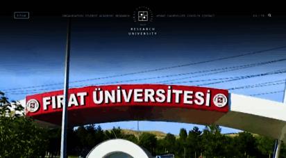 firat.edu.tr -