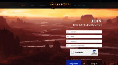 firestorm-servers.com - firestorm  teasing