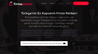 firmaadresi.com