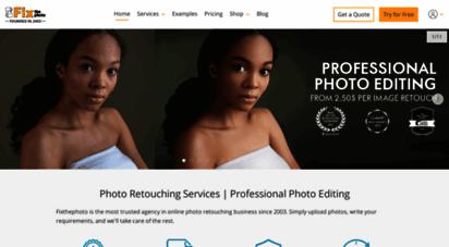 fixthephoto.com - photo retouching services  professional photo editing service  photoshop