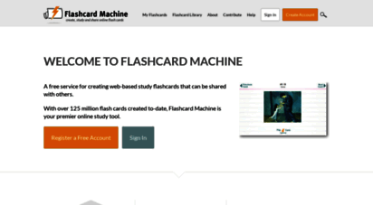 flashcardmachine.com