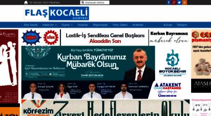 flaskocaeli.com - flaş kocaeli gazetesi