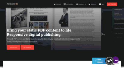 Welcome to Flexpaper org - FlowPaper: Responsive online PDF