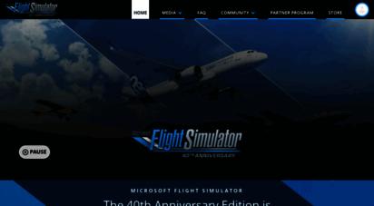 flightsimulator.com - flightsimulator.com