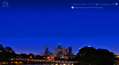 fly2houston.com - fly2houston - houston airport system