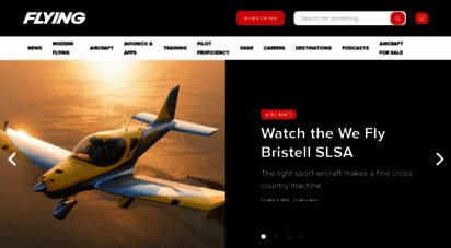 flyingmag.com - aviation, airplanes, news & training  flying