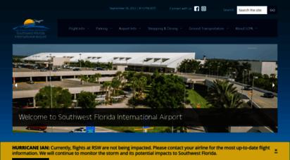 flylcpa.com - southwest florida international airport