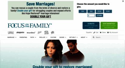 focusonthefamily.com -