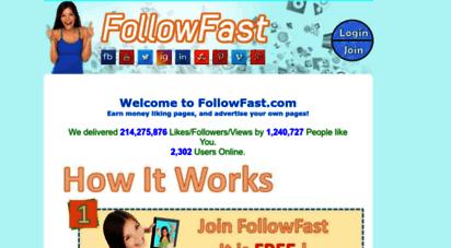 followfast.com - followfast.com - i have fans and followers -