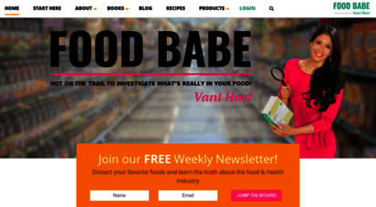 foodbabe.com -