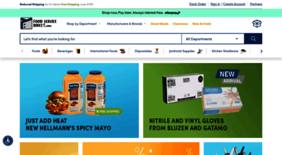 foodservicedirect.com
